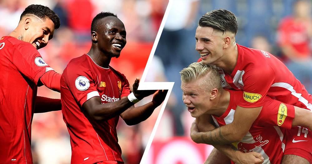 Cuộc chiến giữa Liverpool và Salzburg hứa hẹn sẽ rất gay cấn và kịch tính