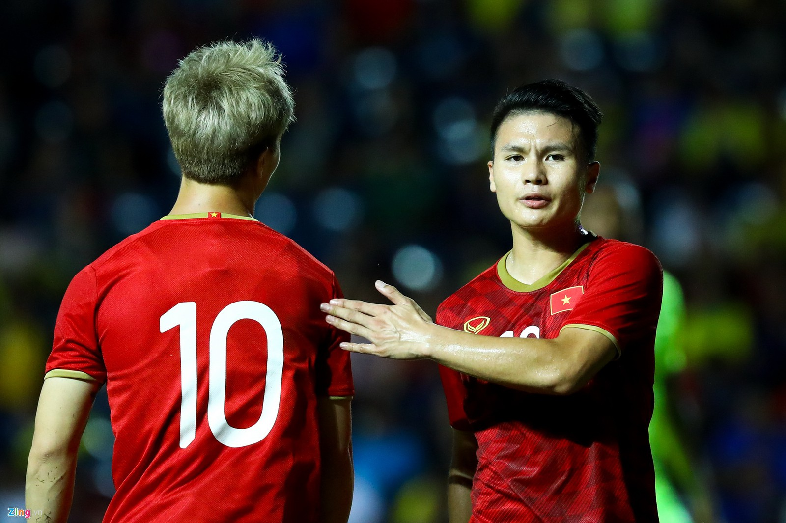 Quang Hải muốn gắn bó với số áo 19 làm nên tên tuổi của mình hơn là thay đổi số áo mới