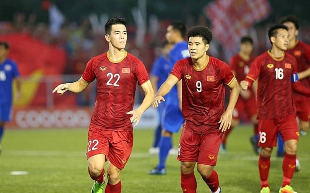 Tiến Linh và Hà Đức Chinh sẽ là hi vọng trên hàng công của U22 Việt Nam