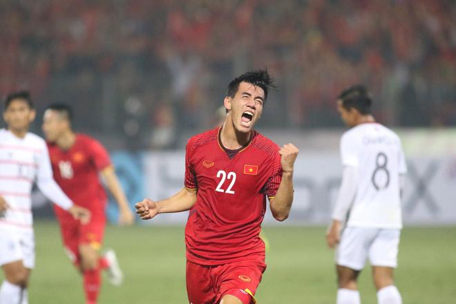 Tiến Linh được báo AFC của châu Á khen ngợi hết lời sau màn trình diễn thăng hoa