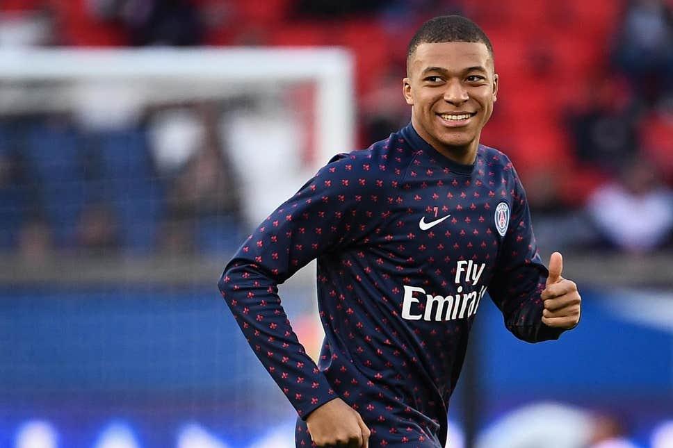 Mbappe đang là cầu thủ được thèm muốn nhất Châu Âu