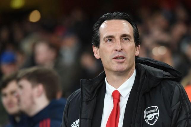Huấn luyện viên Emery cùng Arsenal khởi đầu tệ ở mùa này