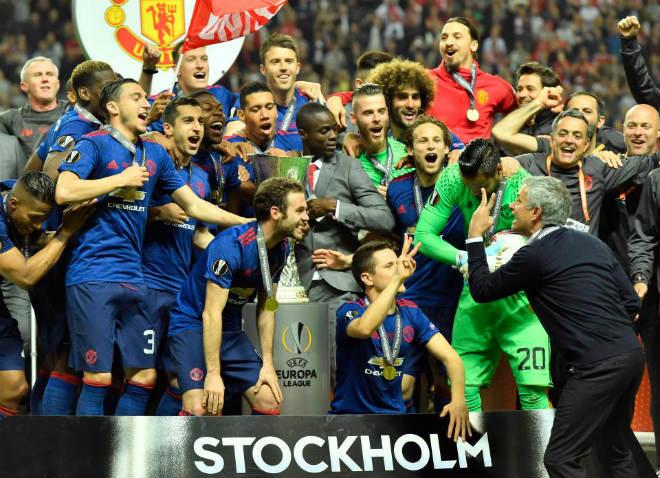 Mu từng hi vọng Jose Mourinho sẽ mang họ trở lại vị trế ở trong nước cũng như Châu Âu